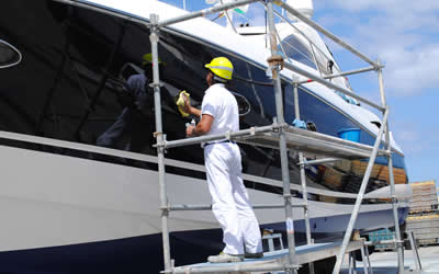 Boat Care Services On The Costa Blanca