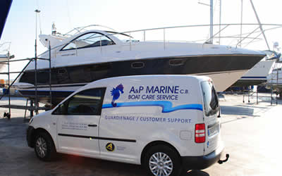 Boat Care Services Moraira