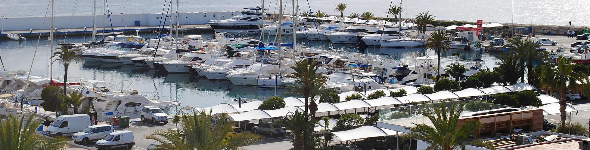 A&P Marine – Boat Care Service Costa Blanca